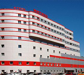 Гостиница Митино