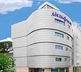 Гостиница Адельфия