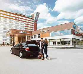 Гостиница Гранд Отель Ока