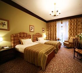 Гостиница Гранд Отель Поляна