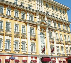 Гостиница Мандарин Москва