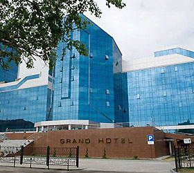 Гостиница Гранд-Отель Астрахань