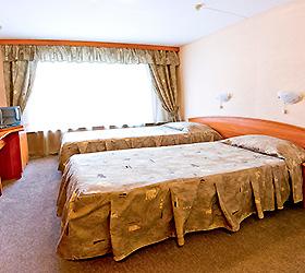Гостиница Байкал