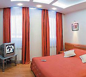 Hotel Mirnaya Pristan