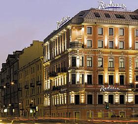 Гостиница Рэдиссон Соня Отель, Санкт-Петербург