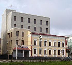Гостиница Булак на Лево-Булачной