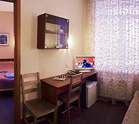Гостиница Заречная
