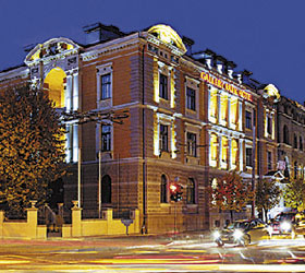 Гостиница Гэллери Парк Отель