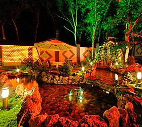 Гостиница Затерянный Рай у Машука