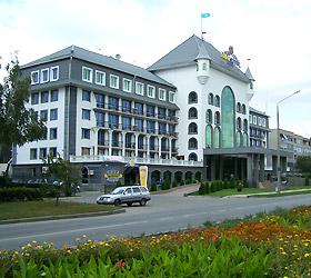 Гостиница Солнечная Река