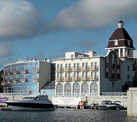 Гостиница Терийоки Яхт-Клуб (Зеленогорск)