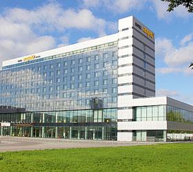 Гостиница Анжело бай Вена Хаус (бывший Анжело Аэропорт-Отель Екатеринбург)