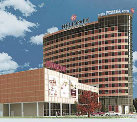 Hotel HELIOPARK Forum
