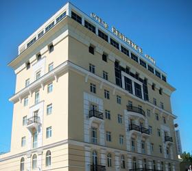Гостиница ГЕЛИОПАРК Резиденс