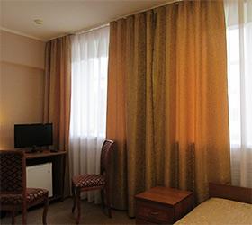 Гостиница Автозаводская