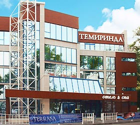 Гостиница Темиринда