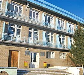 Гостиница Голубое Oзеро
