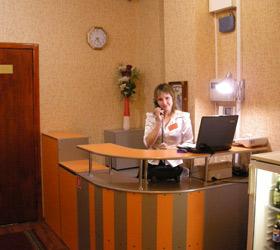Hotel Na Atkarskoy