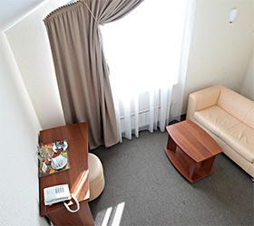 Гостиница Эмеральд