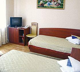 Гостиница Петровскъ