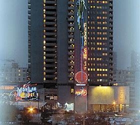 Гостиница Молодежный