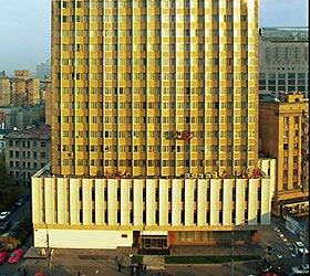 АЗИМУТ Отель Смоленская Москва