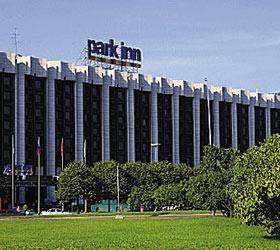 Гостиница Парк Инн от Рэдиссон Пулковская