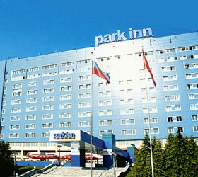 Гостиница Парк Инн от Рэдиссон Шереметьево Аэропорт Москва