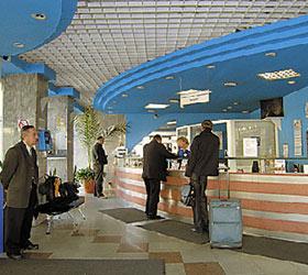 Hotel Academicheskaya