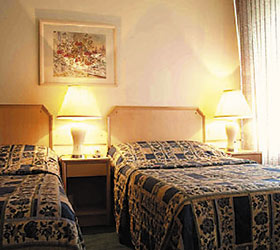 Гостиница Охтинская