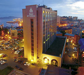 Гостиница Хендэ