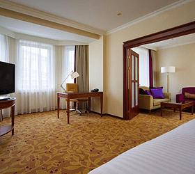 Hotel Marriott Royal Aurora