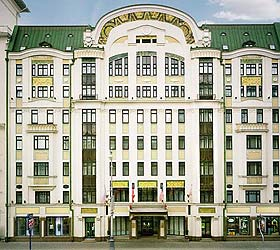 Marriott Tverskaya