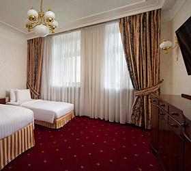 Гостиница Марриотт Тверская