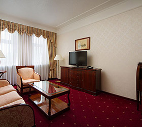 Hotel Marriott Tverskaya