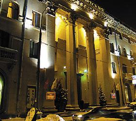Гостиница Советский Легендарный Отель (б. Исторический Отель Советский)