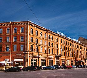 Гостиница Англетер Отель