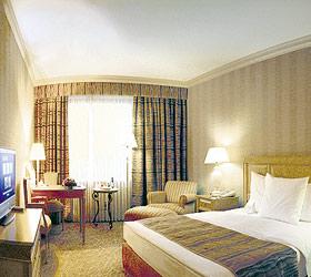 Гостиница ИнтерКонтиненталь Алматы
