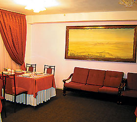 Гостиница Сапар