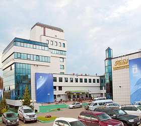 Hotel Baikal Business Center Hotel