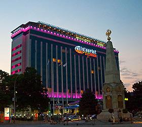 Гостиница Интурист-Краснодар