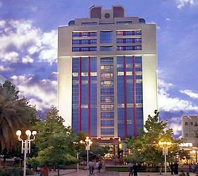 Hotel Radisson SAS Plaza