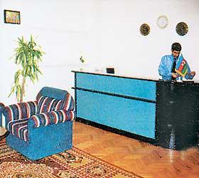 Гостиница Иршад