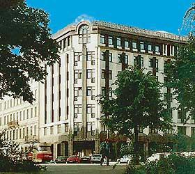 Гостиница Отель де Роме