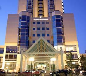 Гостиница Рамада Плаза Астана