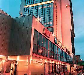Гостиница Рэдиссон Блу Отель Олюмпия