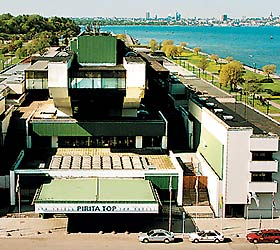 Гостиница Пирита ТОП SPA Отель