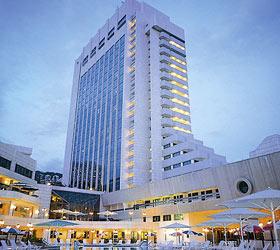 Гостиница Рэдиссон Лазурная Отель Сочи