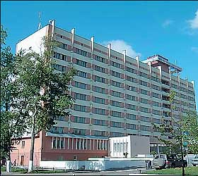 Hotel Spasskaya