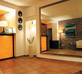 Hotel Amberton Cozy